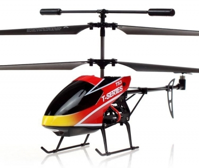 Радиоуправляемые вертолеты с электродвигателем