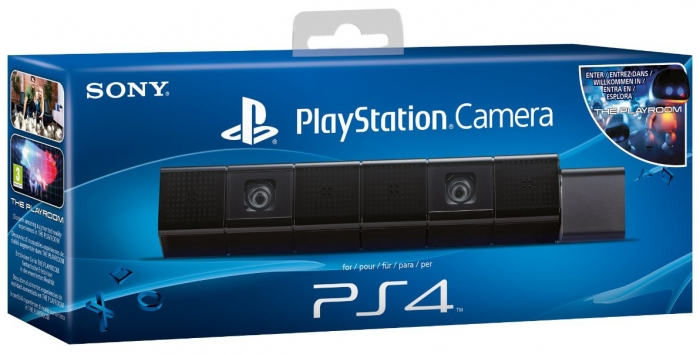 Камера Sony PlayStation 4 Eye Camera (ps4)