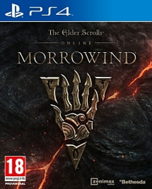 The Elder Scrolls Online׃ Morrowind (ps4)