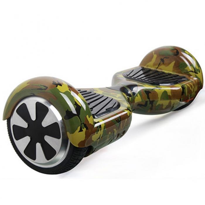 Гироскутер Smart Balance Wheel SMART 6.5 Print Camouflage Камуфляж