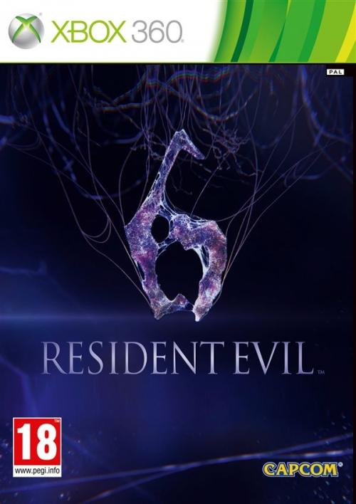 Resident Evil 6 (Xbox 360)