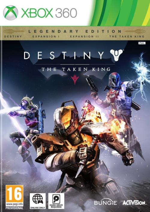 Destiny: The Taken King Legendary Edition (Xbox 360)