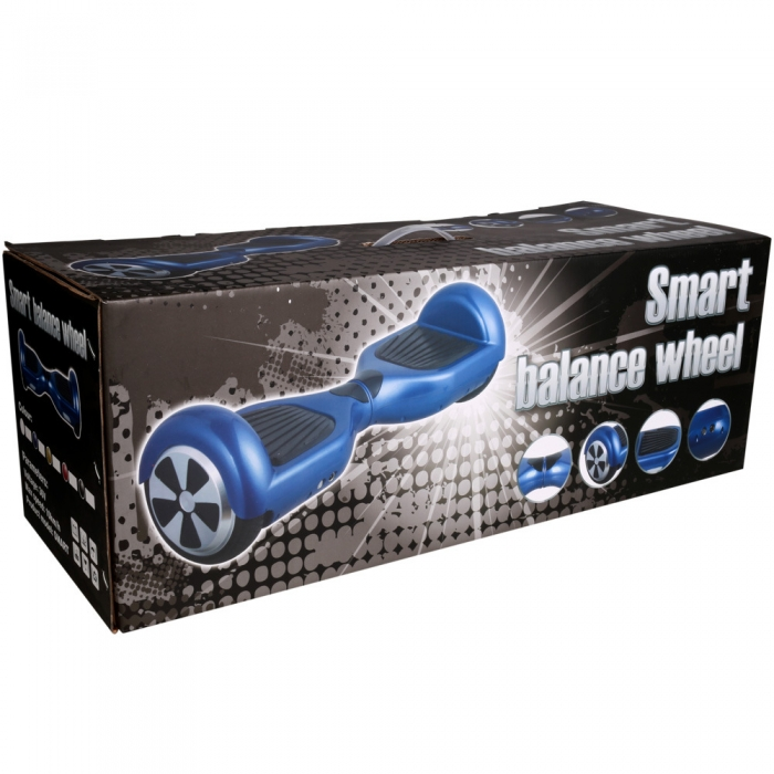 Гироскутер Smart Balance Wheel Transformer 6.5 White Белый