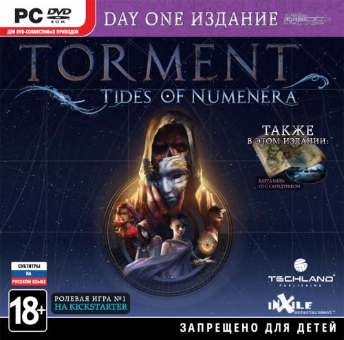 Torment Tides of Numenera (ПК)