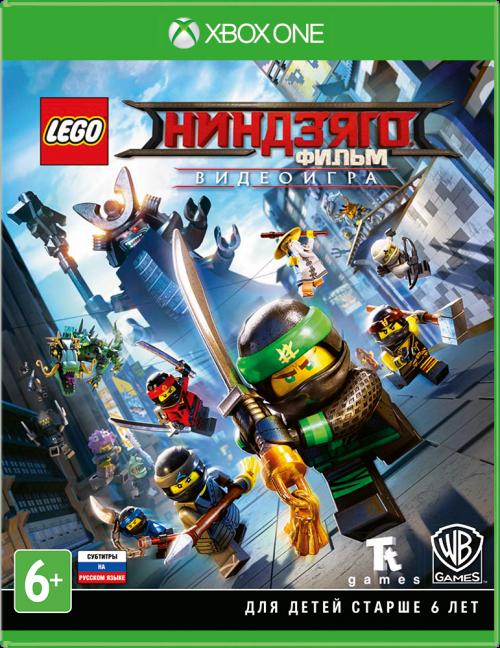 LEGO Ниндзяго: Фильм - Видеоигра (Xbox One)