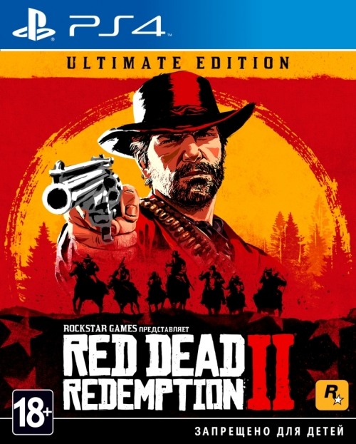 Red Dead Redemption 2: Ultimate Edition (ps4)