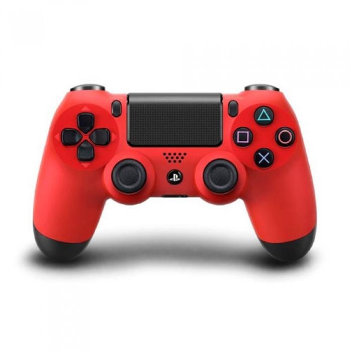 Геймпад Sony Dualshock 4 (ps4) (Красный)
