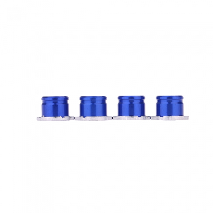 Кнопки для Dualshock 4 Bullet Aluminum Blue Алюминиевые Синие (ps4)