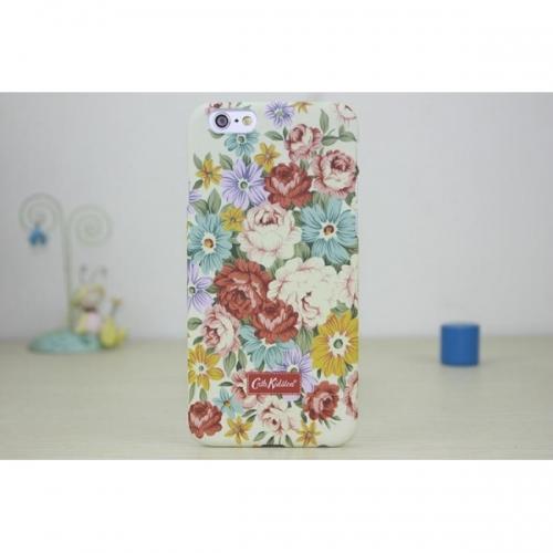 Пластиковый Чехол-накладка Кэт Кидстон для iPhone 6 Пионы