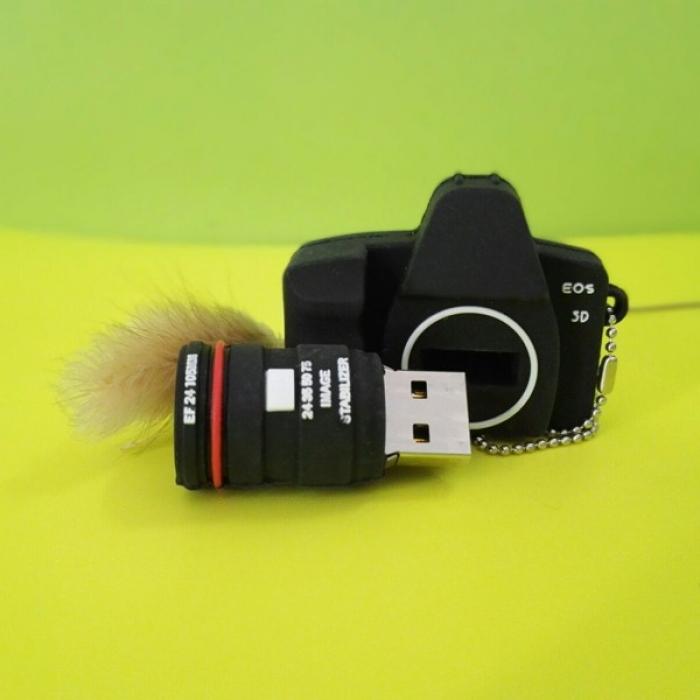 Usb Флэш-накопитель Foto Black (Черный) (4gb 8gb 16gb 32gb 64gb)