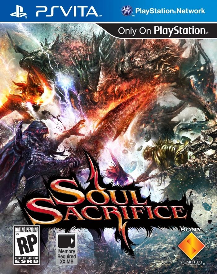 Soul Sacrifice (Бывшего употребления) (PS Vita)