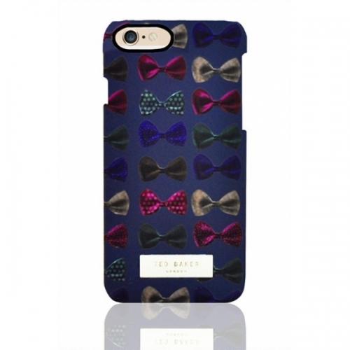 Пластиковый Чехол-накладка Ted Baker для iPhone 6 Бабочки