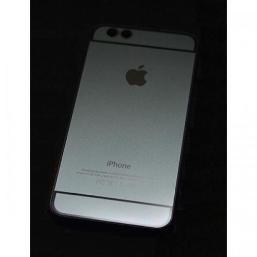 Пластиковый Чехол-накладка Superslim для iPhone 6 Серый