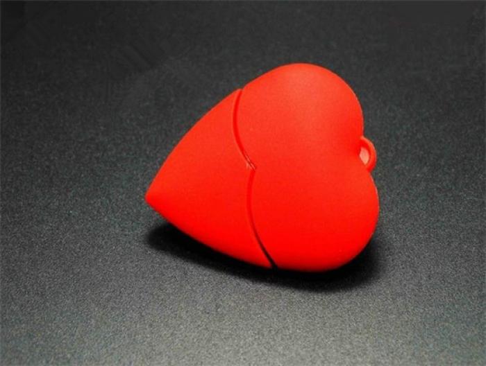Usb Флэш-накопитель Love (Красный) (4gb 8gb 16gb 32gb 64gb)