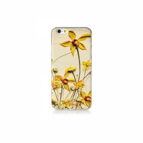 Пластиковый Чехол-накладка New Jobs для iPhone 6 Нарциссы
