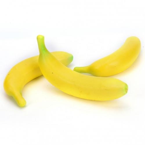 Антистресс питчер Банан мягкий гибкий (Желтый)