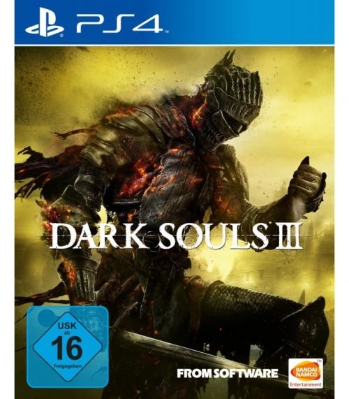 Dark Souls III (3) (ps4)