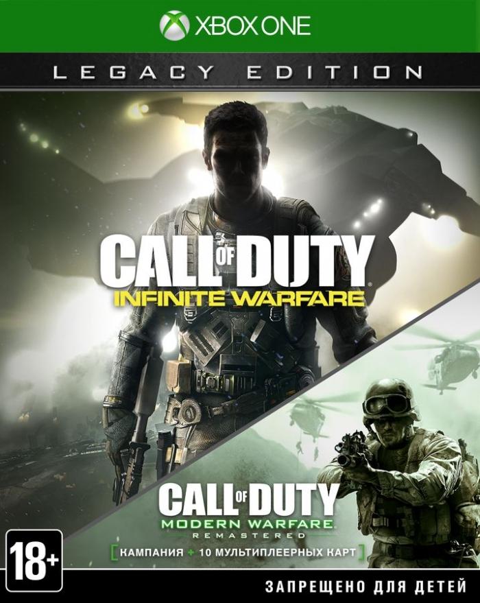 Call of Duty׃ Infinite Warfare (Xbox One)