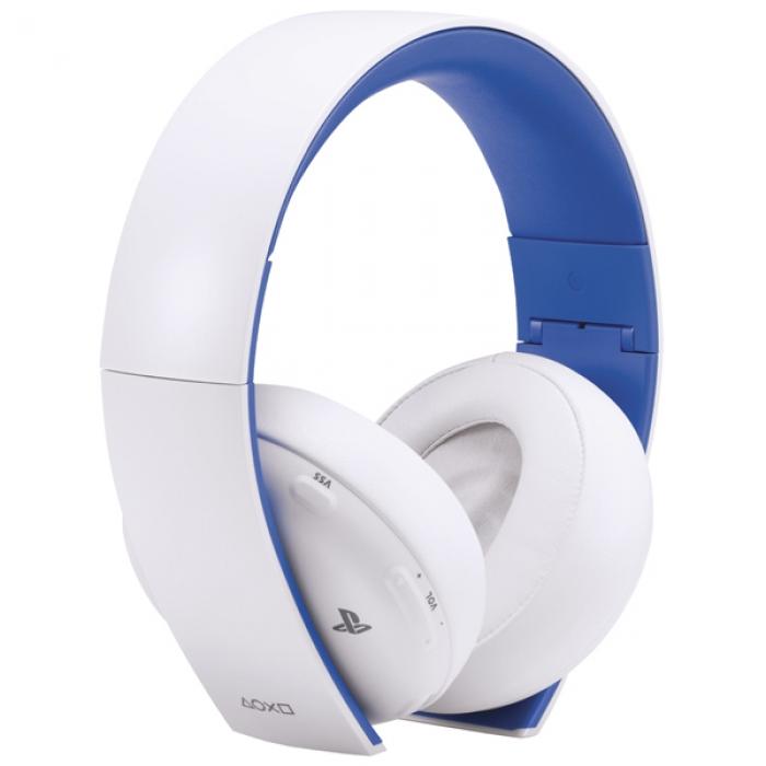 Беспроводные наушники Sony Wireless Stereo Headset 2.0 White Белые