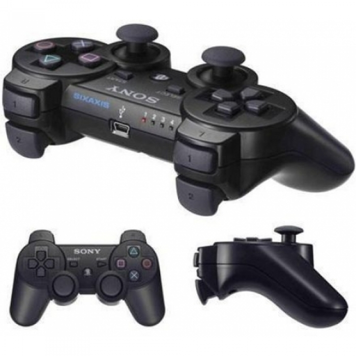 Геймпад Sony Оригинальный Dualshock 3 CECHZC2E (Черный) (ps3)