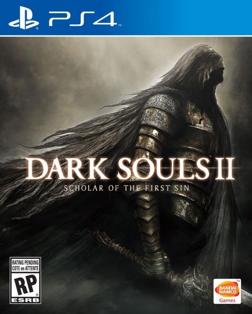 Dark Souls II Scholar of the First Sin (ps4)