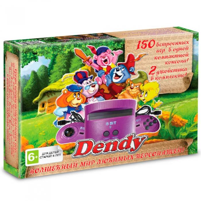 Dendy Мишки Гамми 150-in-1 (8bit)