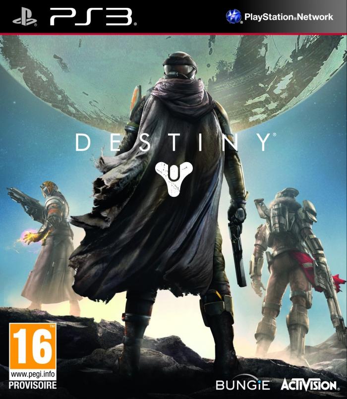Destiny (ps3) (ENG)