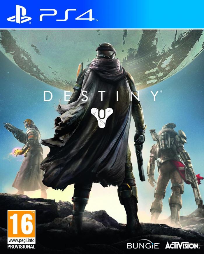 Destiny (ps4) (ENG)