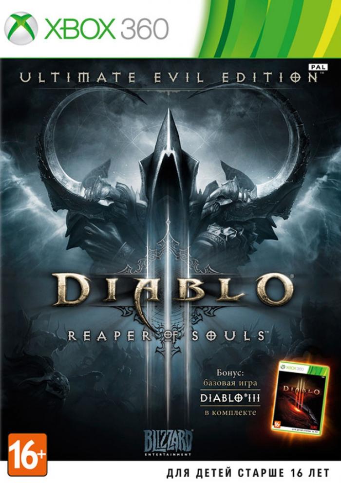 Diablo III Reaper of Souls Ultimate Evil Edition (Xbox 360)