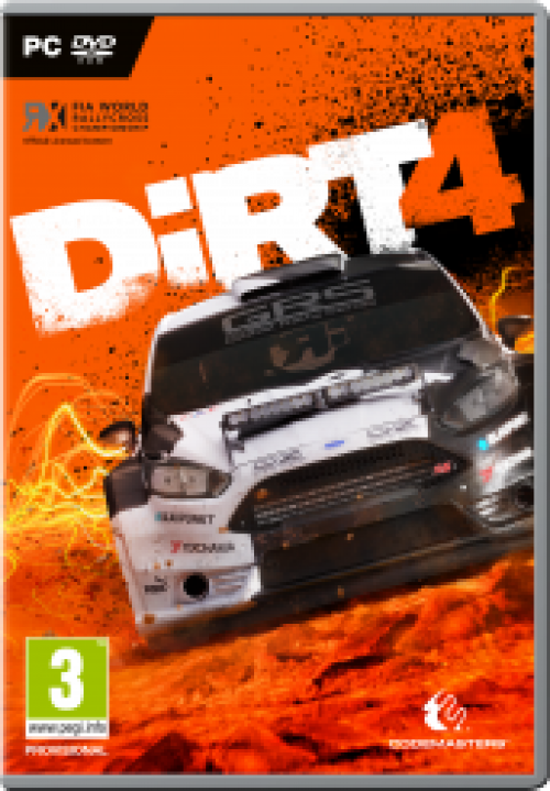Dirt 4 (ПК)