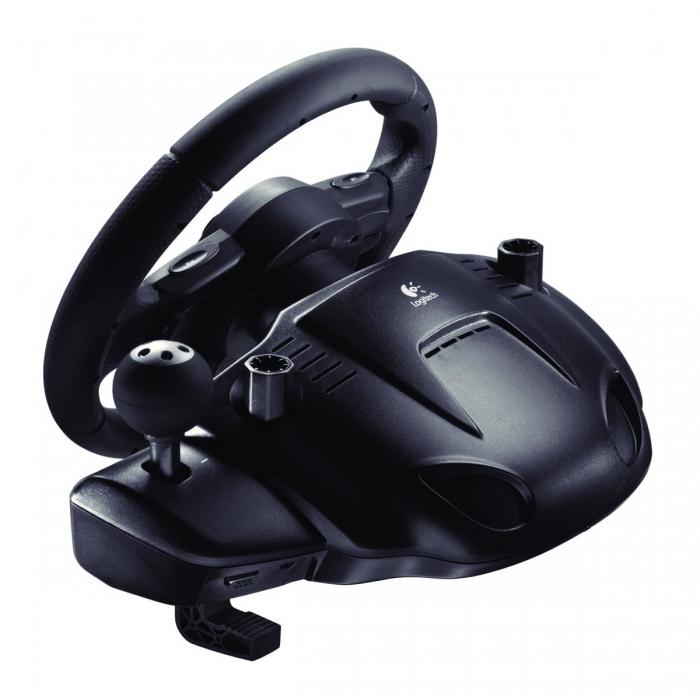 Руль Logitech Driving Force GT