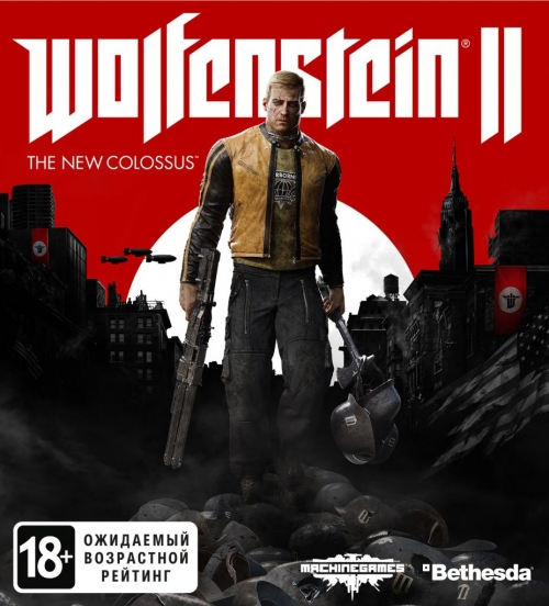 Wolfenstein II: The New Colossus (ПК)