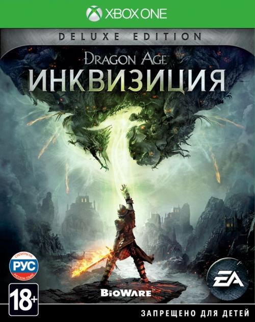 Dragon Age: Инквизиция Deluxe Edition (Xbox One)