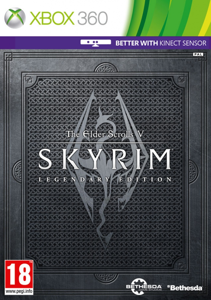 The Elder Scrolls V: Skyrim Legendary Edition (x360)