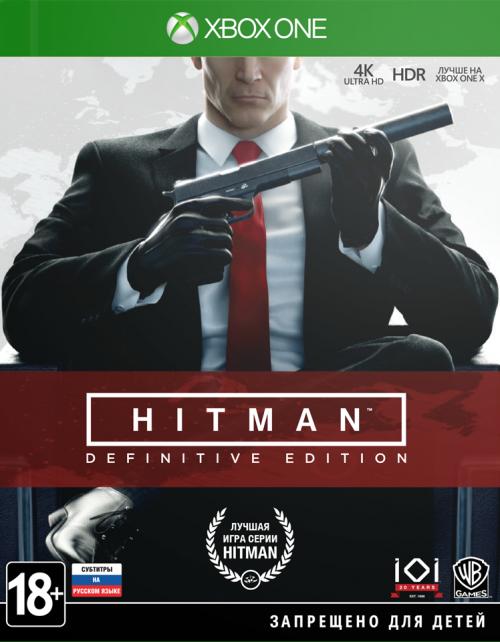 HITMAN. Definitive Edition (Xbox One)