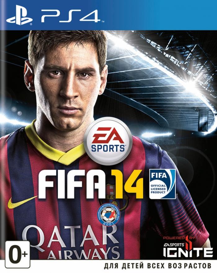 FIFA 14 (ps4) (Уценка)