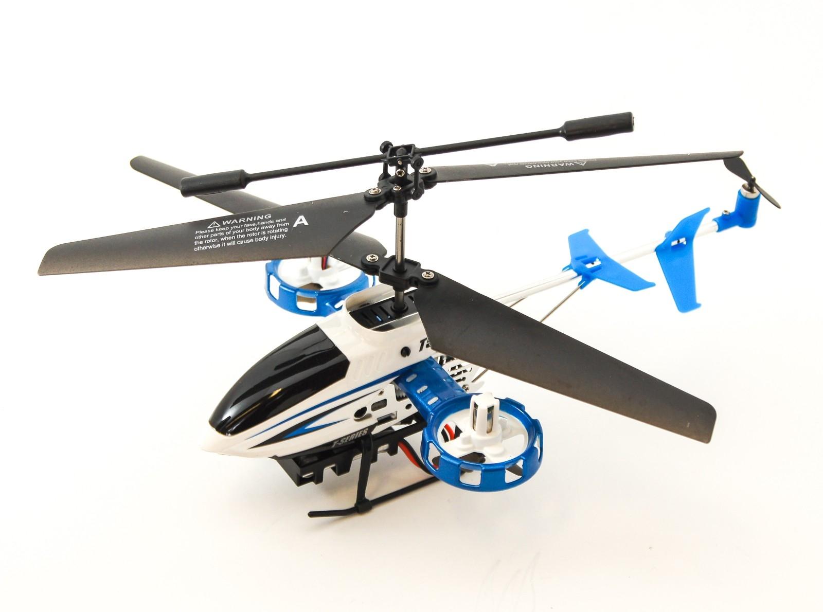 Вертолет на пульте управления - как сделать правильный 44