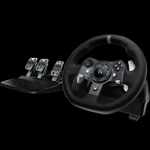 Руль Logitech G920 Driving Force
