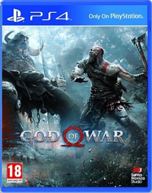 God of War IV (ps4)