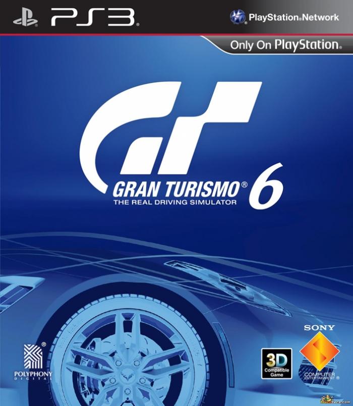 Gran Turismo 6 (Бывшего употребления) (ps3)