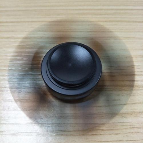 Spinner Спиннер крутилка металлический шестиконечный (Черный)