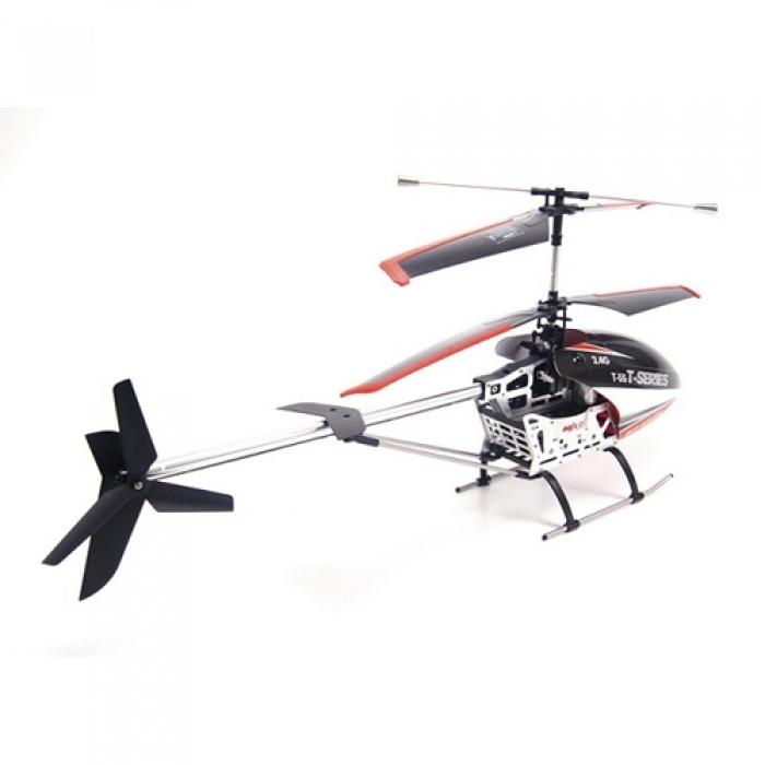 Большой радиоуправляемый вертолет MJX T-Series T55C Thunderbird 2.4G с камерой