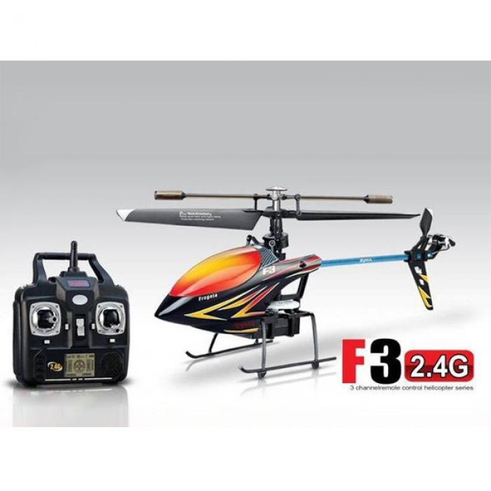 Радиоуправляемый вертолет Syma F3 Fregata Gyro 2.4G