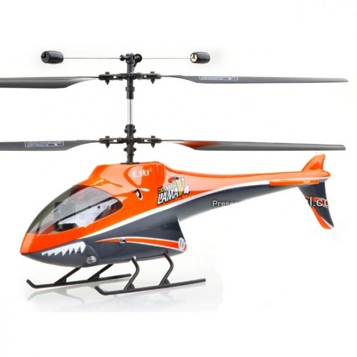 Радиоуправляемый вертолет E-sky 3D Lama V4 2.4G - 003908
