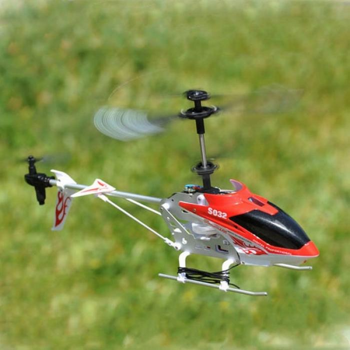 Радиоуправляемый вертолет Syma Gyro S032 3CH 40Mhz