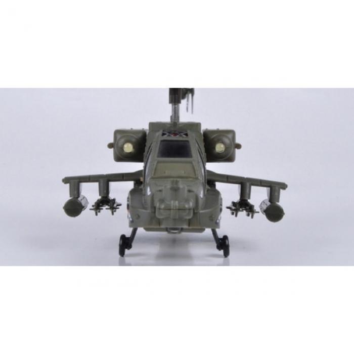 Радиоуправляемый вертолет Syma S109G Apache AH-64 Gyro ИК-управление