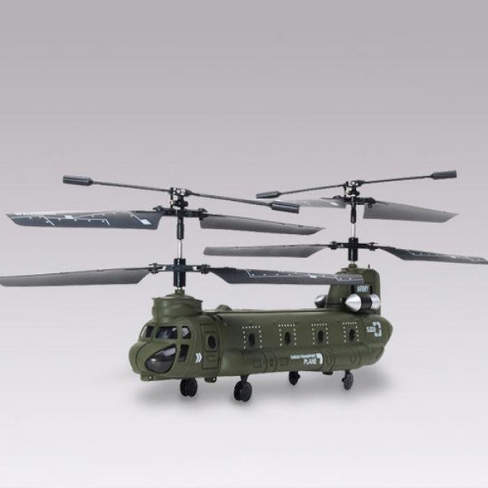 Радиоуправляемый вертолет Syma Gyro S026G Chinook ИК-управление
