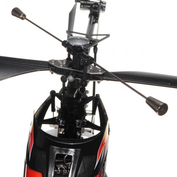 Большой радиоуправляемый вертолет WL Toys V913 Sky Leader 2.4G