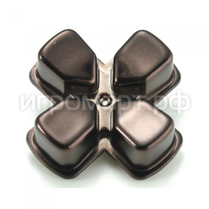 Крестовина для Dualshock 4 Strong Aluminum Black Черная (ps4)