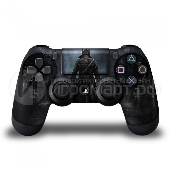 Bloodborne - Наклейка на PlayStation 4 (ps4)